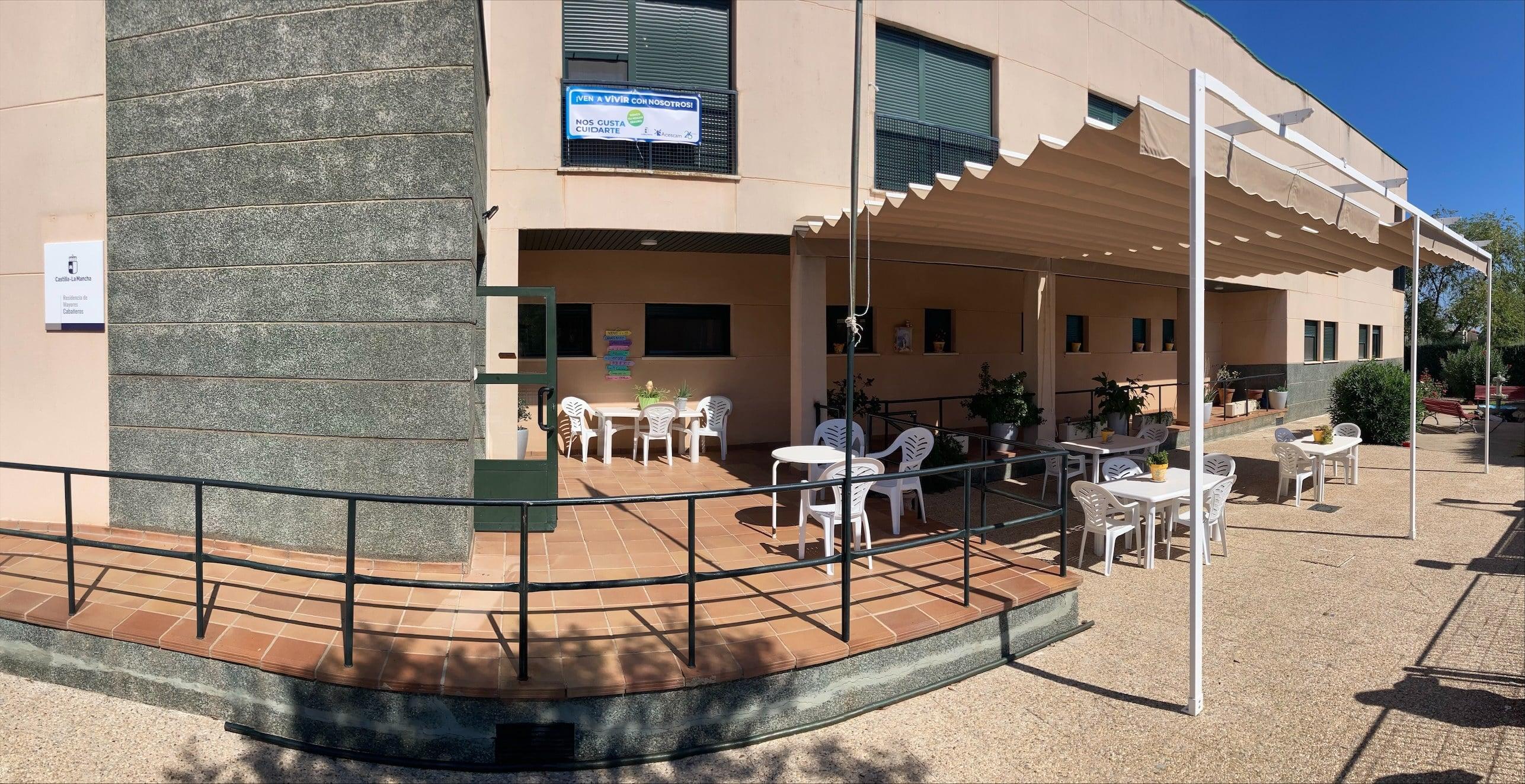 Centro_Cabaneros_-_fachada
