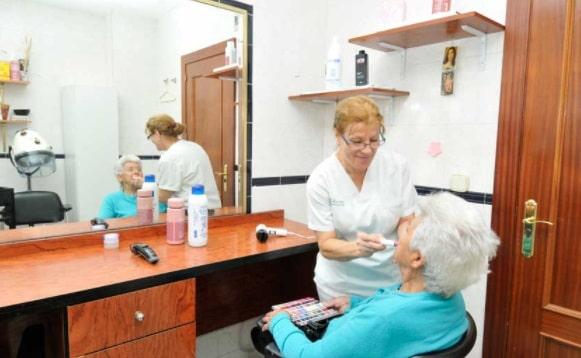 Residencia_Casablanca_El_Plantio_Peluquería