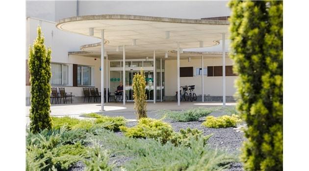Residencia_Clece_María_Antonia_Brusau_Entrada
