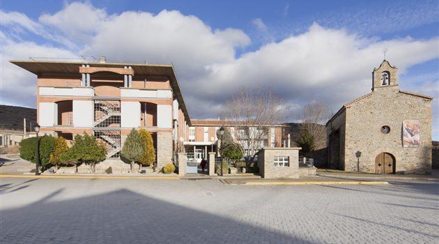 Residencia_Clece_Virgen_De_La_Peña_Exterior_2