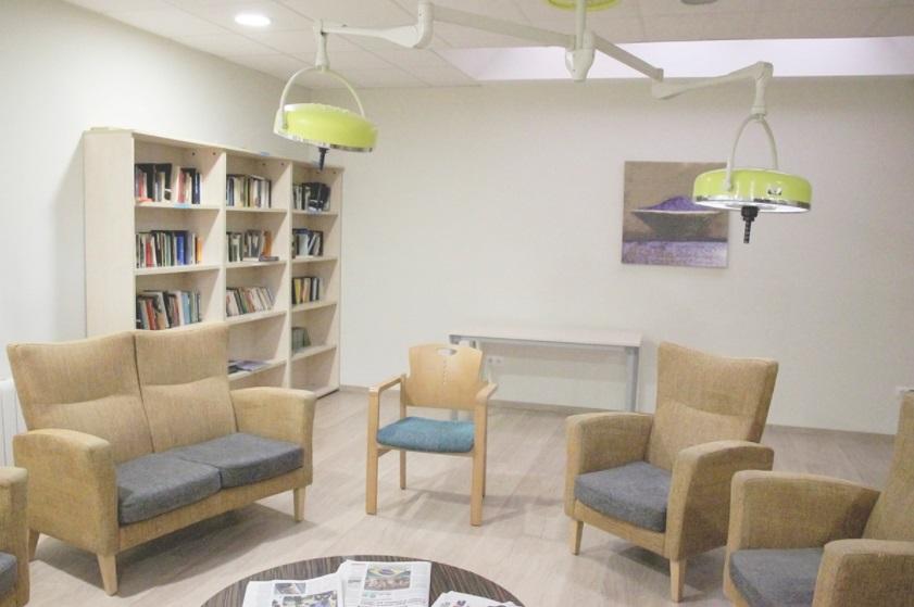 Residencia_Colisée_Sauvia_Biblioteca