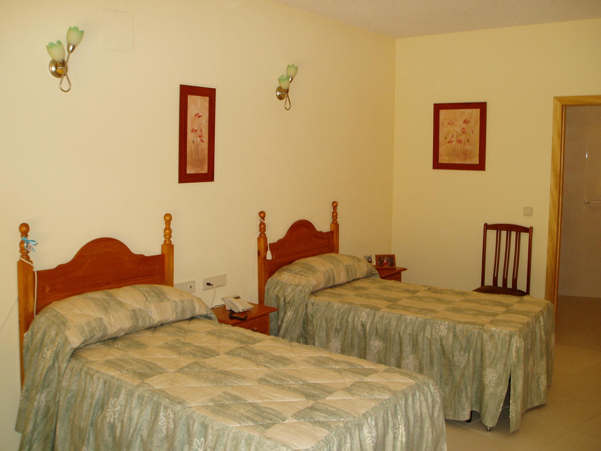 Residencia_El_Chaflán_Habitación