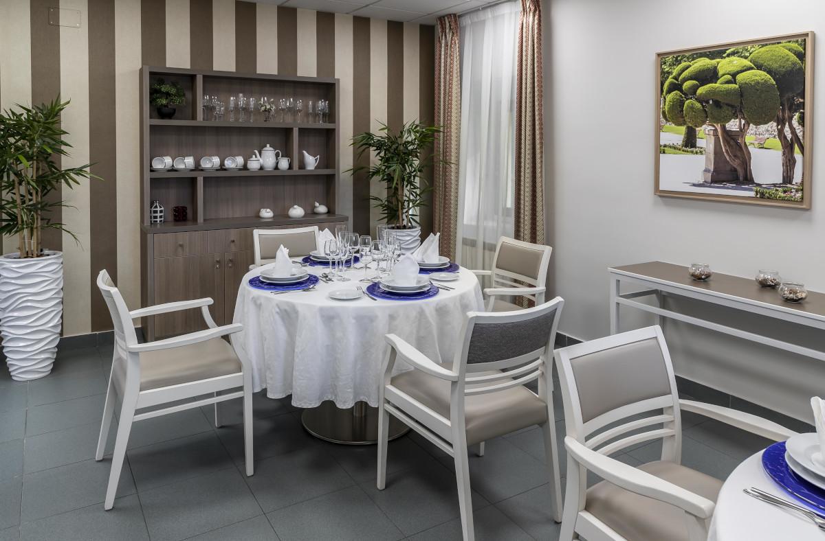 Residencia_Orpea_Torrelodones_Comedor