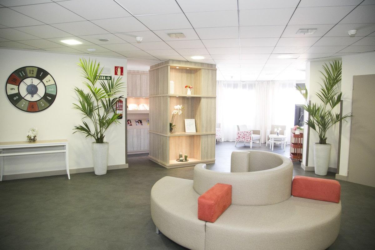 Residencia_Orpea_Zaragoza_Biblioteca