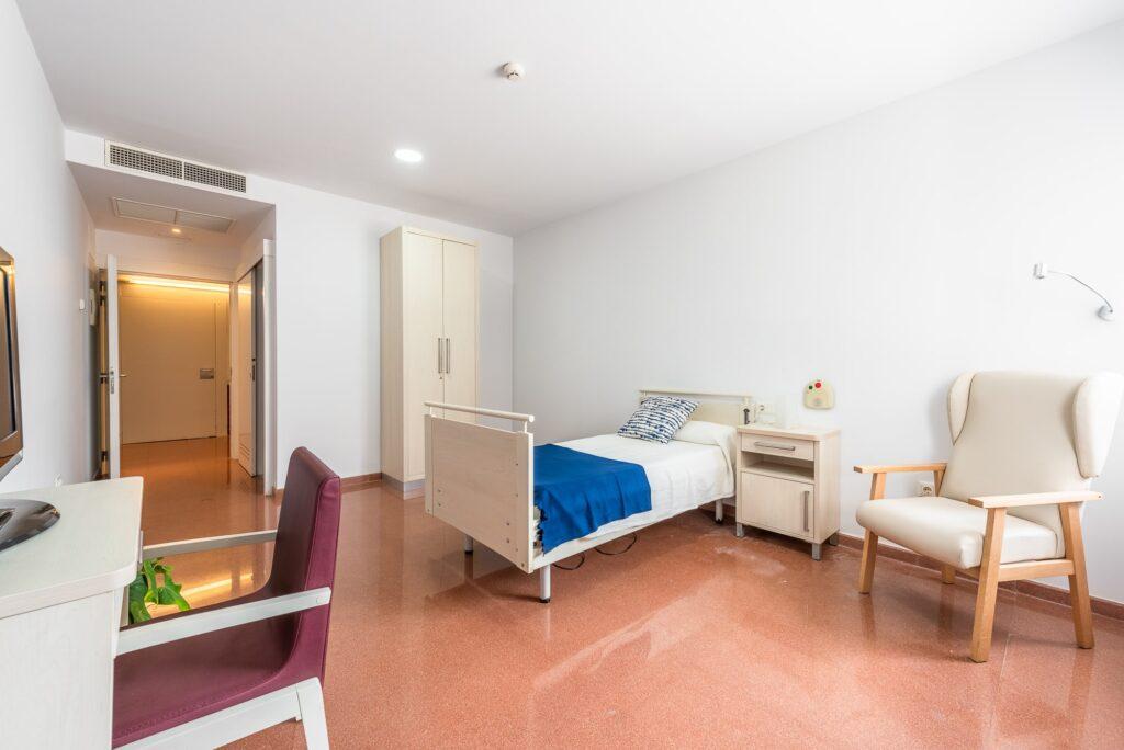 Residencia_Seniors_Sant_Joan_Habitación_Individual